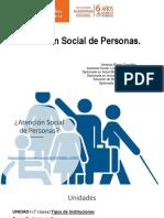 atencion social a personas