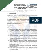 Formato Trabajo Titulacion Pasantia de Titulacion 2014