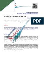 Mapeo Cadena de Valor Hugo