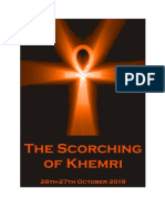 scorching of khemri