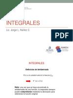 INTEGRALES 2019