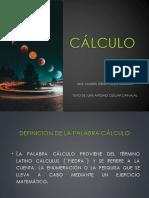 Cálculo e Historia Del Cálculo