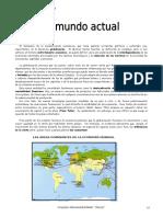 IV BIM - HU - 4TO AÑO - Guia 8 - El Mundo Actual