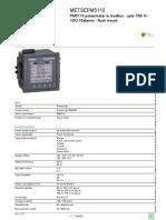 PowerLogic PM5000 Series_METSEPM5110