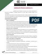 Teoria Gereneral de La Administracion Pa1 UC CONTINENTAL