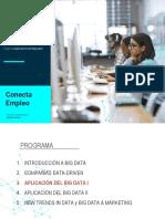 BD Business 1.3 y 1.4 - Aplicación Del Big Data