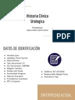 Presentación HC Urologia