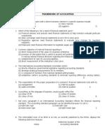 3 Framework of Accounting (TOA)