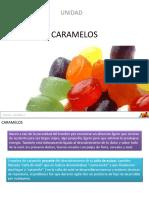 7. Caramelos