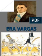Slide inédito sobre a Era Vargas