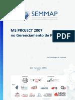 Apostila MS Project 2007 - SEMMAP