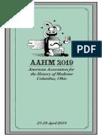 2019 AAHM Program Final