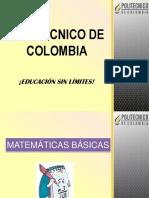 Presentación Matemáticas Básicas