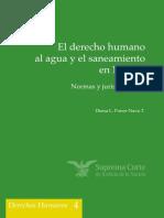 04- El Derecho Humano Al Agua y El Saneamiento en M