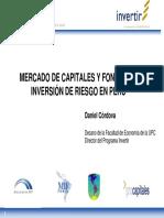 (Diapositivas) Mercado de Capitales en El Peru