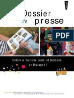Culture & Tourisme Social Et Solidaire en Bretagne