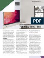 Toshiba guía u77