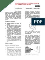 Myringotomy and Ventilation Tube Insertion