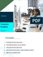 BD Business 1.2 - Organizaciones Data-Driven