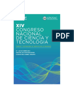 Libro XIV CONGRESO NACIONAL DE CIENCIA Y TECNOLOGIA.pdf