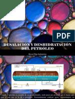 Hocal Pipe Industries - Desalación y Deshidratación Del Petróleo