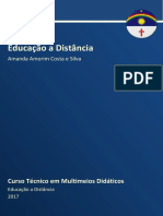Caderno de MMD ( Educação a Distância) 2017