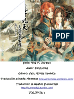 SUMMERFYJT Feng Yu Jiu Tian Vol1 Español