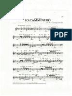 Umberto Tozzi Io Camminero