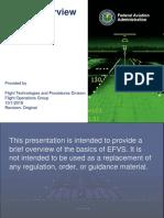Efvs Overview Faa