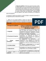 Informe Auditoria