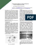 Sistema de Instrumentación Digital para Taladros de Perforación Electronic Drilling Recorder (EDR)