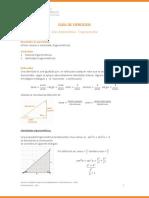 Guía PAIEP Trigonometría