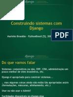 construindosistemascomdjango-090910133806-phpapp02