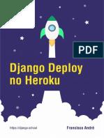 Django Deploy No Heroku