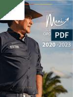Programa Gobierno Maní Territorio de Oportunidades