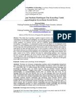 Psikologi Kecerdasan Sosial