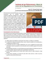 92. Biosintesis de Las Fitohormonas y Modo de Accion de Los Reguladores de Crecimiento