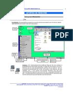 Apuntes de Windows. Windows y Sus Elementos Instituto de Capacitación Profesional. Elementos de Windows