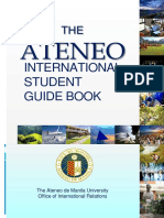 ADMU Ateneo International Student Guide Book