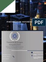Portafolio de Servicios 2019