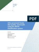 Nova Publicacao FAO 2019