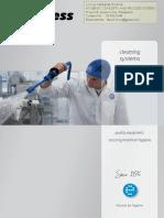 Brochure - Reinigingssystemen - En - 2017