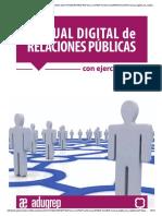 Manual Digital de Relaciones Públicas Con Ejercicios