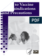 Guide to Vaccine & contraindication.pdf