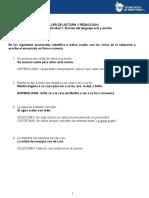 Miii-u1-Actividad 1. Errores Del Lenguaje Oral y Escrito