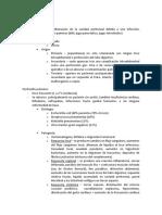Peritonitis Primaria