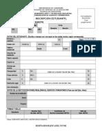 Formatos de informe Servicio Comunitario Estudiantes.doc