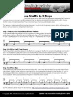 Learn The Rosanna Shuffle