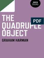 The quadruple object - Graham Harman