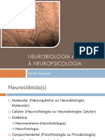 Neurobiologia Aplicada a Neuropsicologia